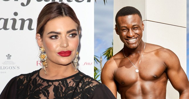 Megan Barton Hanson believes Love Island's Sherif Lanre did 'something serious' to be axed from show