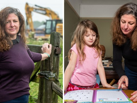 'Noisy roadworks have ruined my life', says mum who can't sleep at home