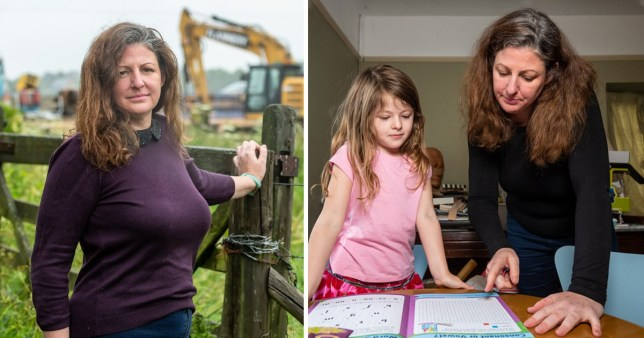 Roadworks ruined my life says mum living near a14 in Cambridge