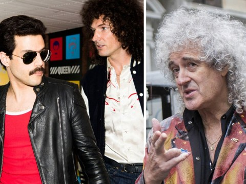 Brian May defends Bohemian Rhapsody, insists Freddie Mercury would've loved it