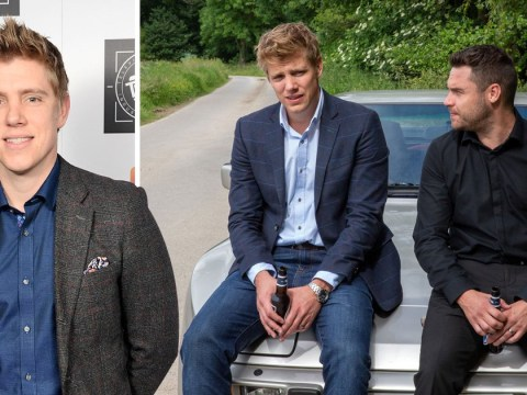Ryan Hawley quits Emmerdale after five years as Robert Sugden