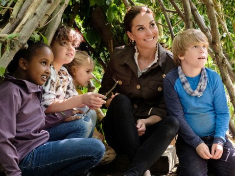 Kate Middleton makes us all jealous with second Blue Peter badge as she gears up for surprise appearance on today's show