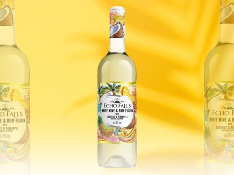 Echo Falls releases new white wine and rum fusion for £3.99
