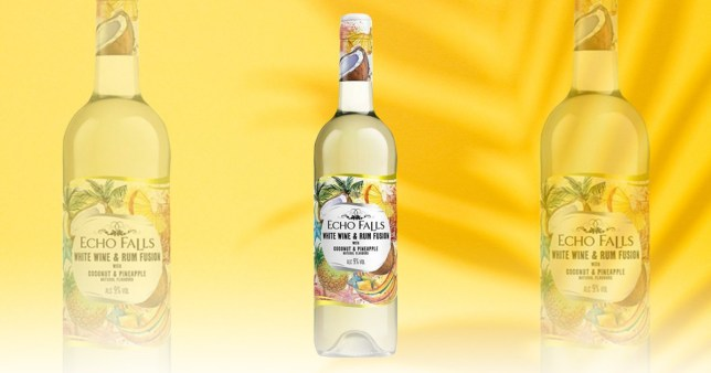 The new wine and rum fusion