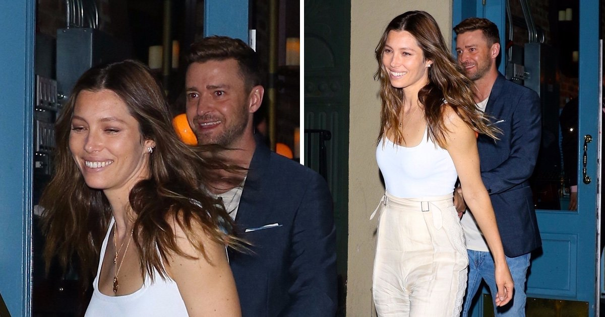 Jessica Biel enjoys date night with Justin Timberlake after anti-vaccination revelation
