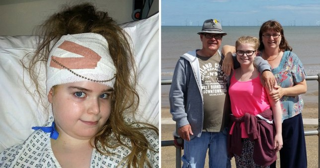 Mum only realised her husband had a brain injury after her daughter did too