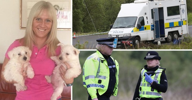 A body has been found in the search for Emma Faulds