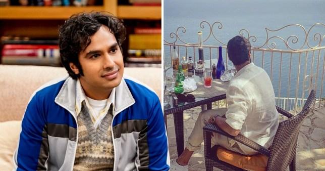 Life after Big Bang Theory: Kunal Nayyar takes break from social media to travel the world
