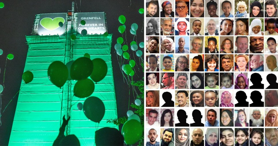 Grenfell anniversary: Faces of the victims of the tower inferno who should not be forgotten