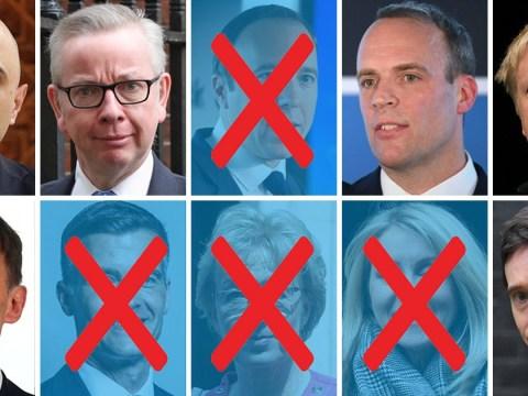 Matt Hancock drops out of Tory party leadership race