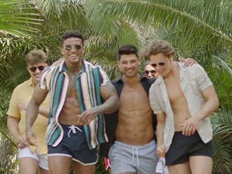 Love Island's Anton Danyluk gets his flirting skills tested as the boys have a spa day