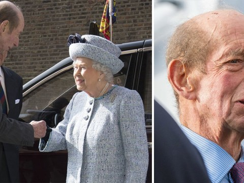 Queen's cousin the Duke of Kent, 83, involved in 60mph car crash
