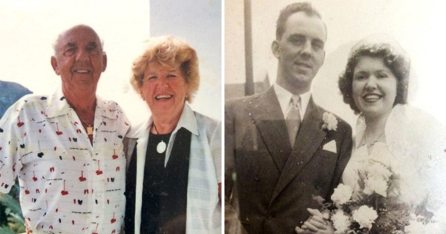 Callous thieves steal romantic poems from 85-year-old's late husband