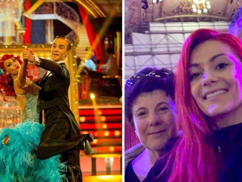 Strictly's Joe Sugg reflects on 'best night of his life' as girlfriend Dianne Buswell revisits Blackpool Tower Ballroom