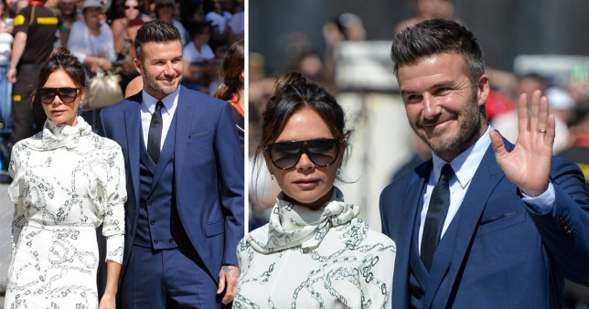 Victoria Beckham crushes Spice Girls reunion hopes as she attends Sergio Ramos' wedding in Spain