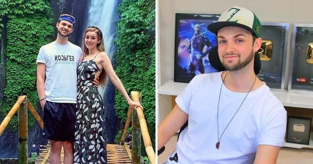 YouTuber Ali A announces engagement