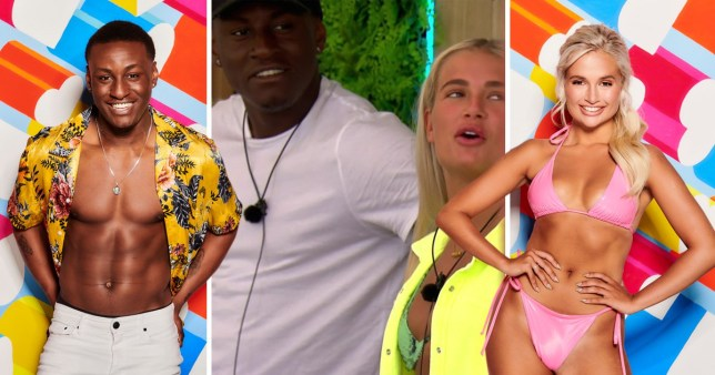 Sherif was axed after kicking Molly-Mae in the groin on Love Island
