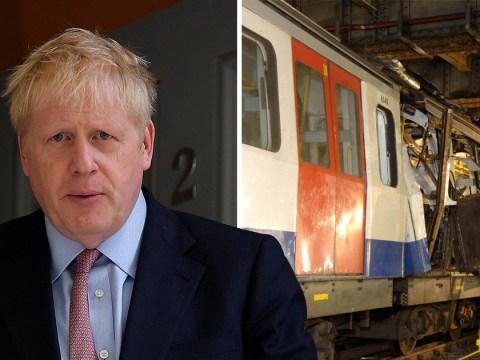 Boris Johnson 'said f*** the families' of 7/7 terror attacks'