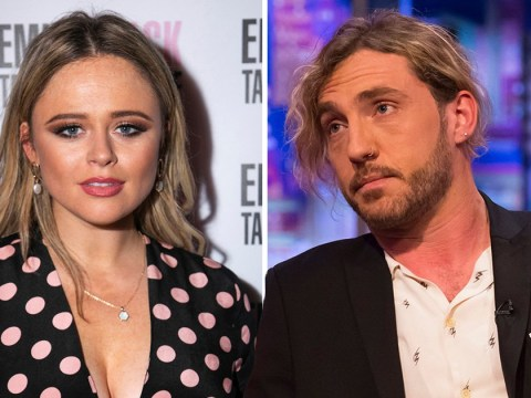 How old is Emily Atack and who has she dated as photos of her and Seann Walsh are leaked online