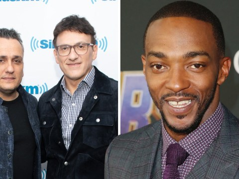 Avengers: Endgame directors have the perfect present for Falcon actor Anthony Mackie