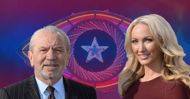 The Apprentice's Alan Sugar and Dr Leah Totton