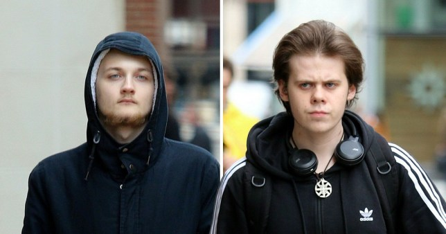 Old Bailey sentence of Oskar Dunn-Koczorowski and Michael Szaewczuk, for encouraging terrorism over online messages published in a group which posted threats against Prince Harry. Both pleaded guilty, due to be sentenced. 17.6.19 SEE STORY CENTRAL NEWS