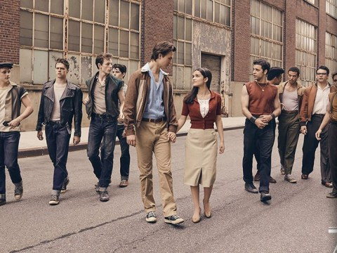 Steven Spielberg's West Side Story looks incredible in first picture of Tony and Maria