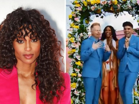 Ciara claps back at anti-gay troll after cameo in Taylor Swift's video You Need To Calm Down