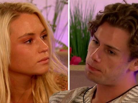 Women's Aid speak out over Love Island's Joe Garratt's 'controlling' behaviour towards Lucie Donlan