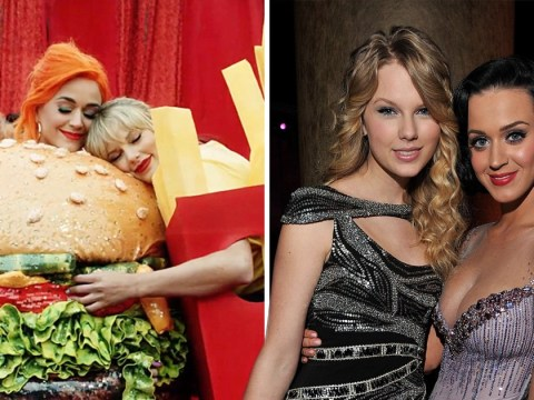What was Taylor Swift and Katy Perry's feud actually about?