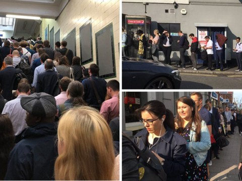 Horror commutes leave many stranded as others are forced to abandon journeys