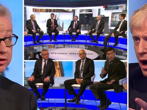 Tory leadership candidates clash over Brexit escape routes in live BBC debate