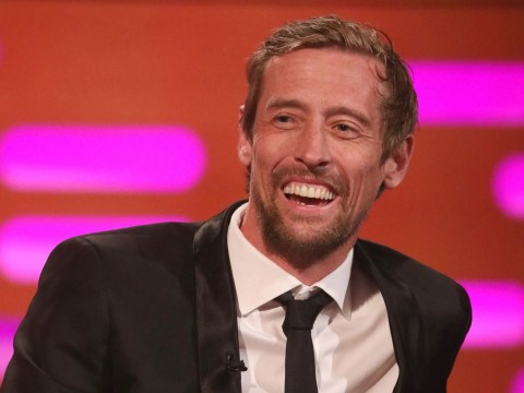 Peter Crouch turned down Strictly Come Dancing after being asked 'all the time'