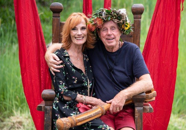 Harry Redknapp and wife Sandra have 'never had a cross word' – even when he ran her over