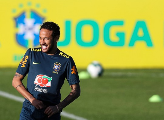 Neymar posts Instagram video denying claims he raped woman