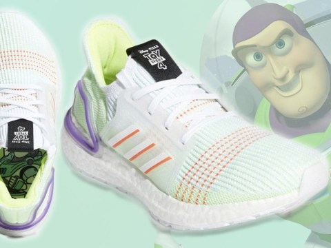 Adidas launches new trainers inspired by Toy Story 4