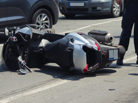 Man has erection for nine days after moped injury