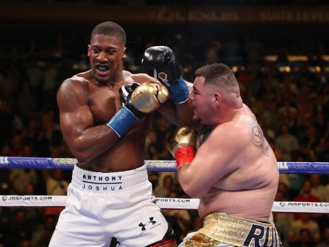 Tyson Fury's trainer Ben Davison reveals the key mistake Anthony Joshua made against Andy Ruiz Jr