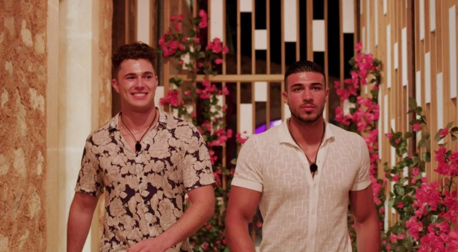 Love Island series 5 episode 1 Editorial Use Only. No Merchandising. No Commercial Use. Mandatory Credit: Photo by ITV/REX (10266915bh) Tommy Fury and Curtis Pritchard enter the villa 'Love Island' TV Show, Series 5, Episode 1, Majorca, Spain - 03 Jun 2019 The Islanders Arrive and Couple Up Sherif Makes a Confession Lucie Proves Popular with the Boys A Meeting of Minds Between Two Islanders The Islanders Play 'Never have I Ever' Two Late arrivals Send Shockwaves Through the Villa