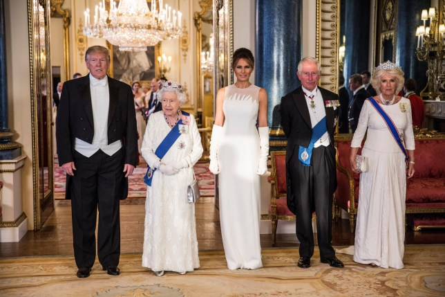 Donald Trump mocked for wearing 'tiny jacket' to dinner with the