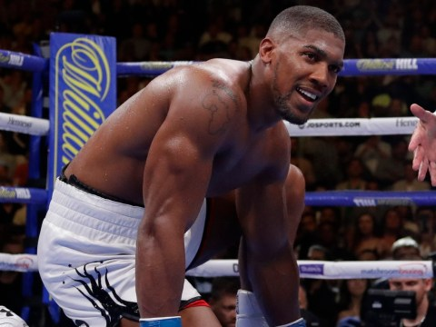 Frank Warren urges Anthony Joshua to reject rematch with Andy Ruiz Jr