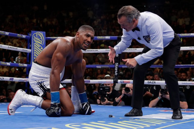 David Haye warns Anthony Joshua off Andy Ruiz rematch and criticises sparring for first fight