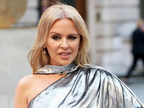 Kylie Minogue is 'delighted and anxious' about returning to Glastonbury 14 years after cancer battle