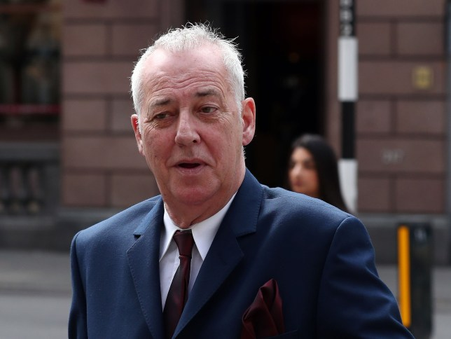 "File photo dated 23/5/2017 of Michael Barrymore who sobbed as he recalled the events that ruined his career - and he claimed he remains ""100% innocent"" over the death of a man found floating in his swimming pool. PRESS ASSOCIATION Photo. Issue date: Wednesday June 5, 2019. The comedian and presenter was one of the best-known TV stars in the country when 31-year-old Stuart Lubbock was found dead at his home in Roydon, Essex, in 2001. Speaking on Piers Morgan's ITV programme Life Stories, Barrymore said he ""couldn't be more sorry"" for his behaviour that night. See PA story SHOWBIZ Barrymore. Photo credit should read: Gareth Fuller/PA Wire"