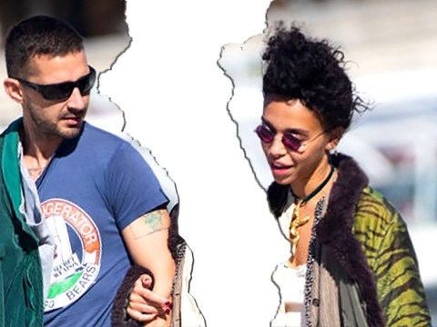 Shia LaBeouf and FKA twigs 'put relationship on hold' after nine months together