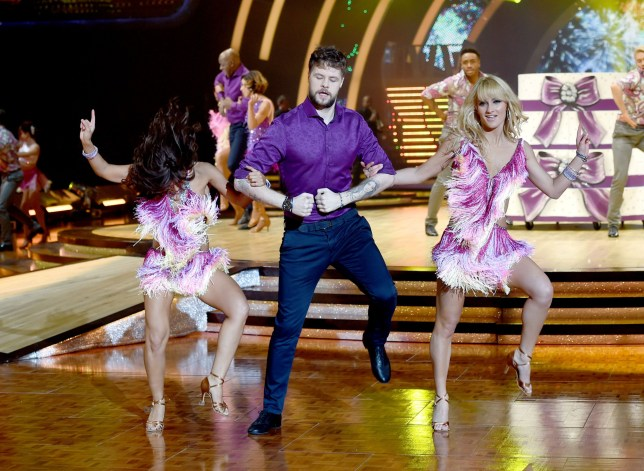 Strictly Come Dancing's Jay McGuiness