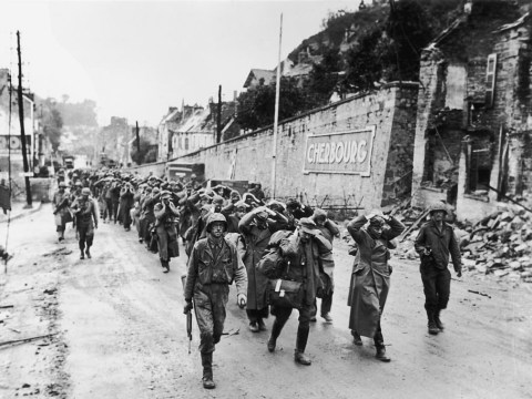 Germans 'made series of stupid mistakes which led to Normandy victory'