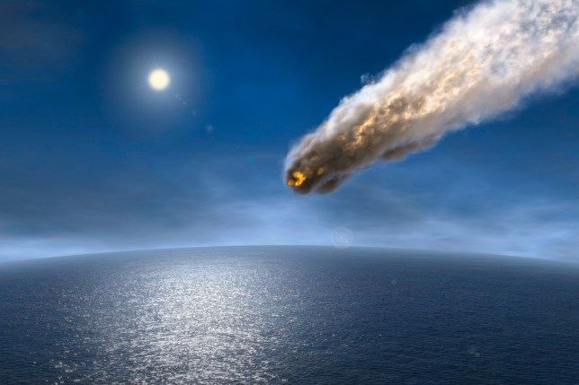 Nasa Spots Asteroid Just Before It Hit Earth And Exploded In