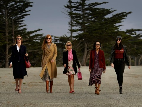 Where is Big Little Lies season 2 set?