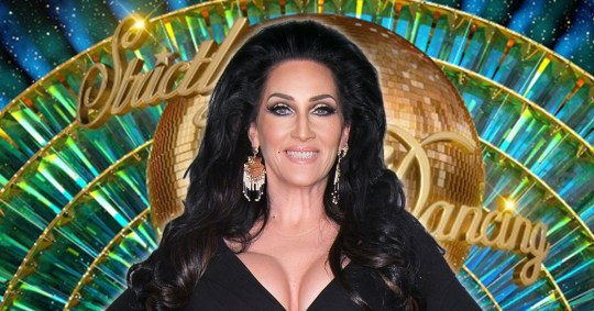 Strictly 'signing up RuPaul's Michelle Visage'